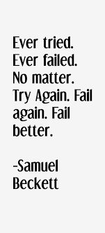 Samuel Beckett Quotes Magnificent Samuel Beckett Quotes Sayings