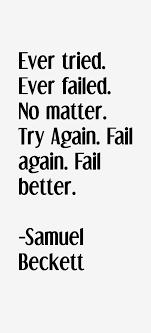 Samuel Beckett Quotes Magnificent Samuel Beckett Quotes Sayings