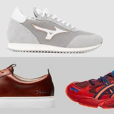 Simple summer shoe trends 2018 ideas Mom Best Mens Trainers Esquire The Best Pairs Of Mens Trainers Released This Month