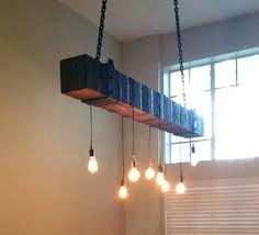 reclaimed wood chandelier reclaimed wood chandelier chandelier with lamp shade reclaimed wood beam chandelier with bulbs