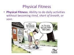 Fitness Ppt