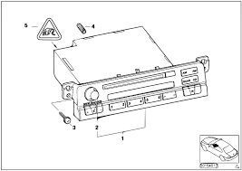 original parts for e46 330xd m57 touring audio navigation bmw business cd wiring diagram at Bmw Business Cd Wiring Diagram