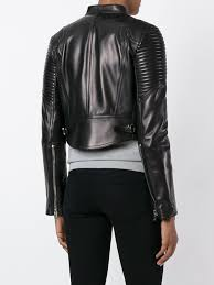 givenchy cropped biker jacket women givenchy jackets