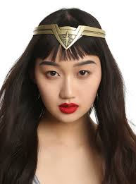Wonder Woman Hair Style dc ics wonder woman tiara hot topic 2602 by wearticles.com