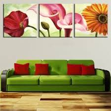 25 easy wall art three piece painting ideas large paintingdiy painting canvas  on 3 piece canvas wall art diy with spring flowers 100 hand painted modern oil painting canvas art wall