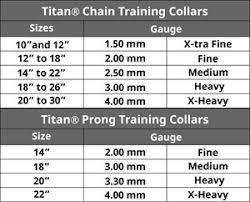 Chain Training Product