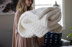Learn To Crochet: Chunky Blanket
