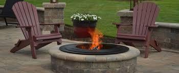 wood burning patio fire pits. Penn Stone Outdoor Fireplaces Fire Pits Wood Burning Patio