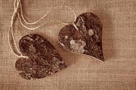 Brown Heart Aesthetic Wallpaper ...