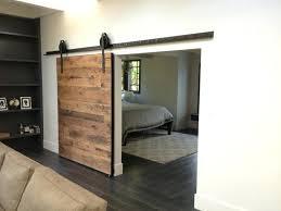 barn sliding door wood doors interior hardware