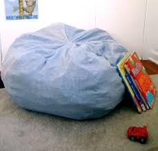 image of diy bean bag chair big size