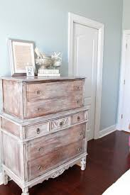 painting wood furniture whiteGet WhiteWashed