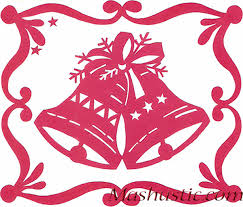 christmas paper cutting bells mashustic com christmas paper crafts