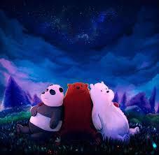 Disney Wallpaper We Bare Bears ...