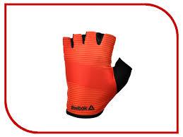Перчатки для тренировок Reebok RAGB-11235RD размер M Red ...