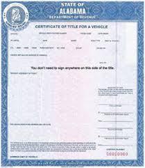 Bonds Title Services Tax Auto Surety Alabama Bonded Registration -