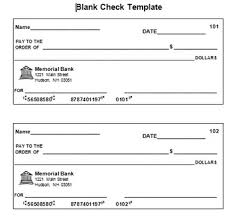 check template blank check template by tracy chabot teachers pay teachers