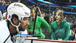 Nhl, the nhl shield, the word mark and image of the stanley cup and nhl conference logos are registered trademarks of the national hockey league. Waldo Faldo Jarret Stoll Vancouver Canucks Gif Find On Gifer