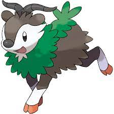 These pokémon learn horn attack at the level specified. Skiddo Pokemon Bulbapedia The Community Driven Pokemon Encyclopedia