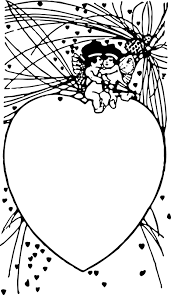 Small Picture Coloring Pages About Love Coloring Pages