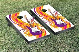 name of bean bag toss game victory tailgate electric guitar bean bag toss game electric guitar