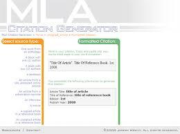 mla format generator for essay essay paper generator mla format citation examples mla