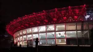 bright special lighting honor dlm. Special Lighting. Stadion Gelora Bung Karno Gbk Hd Lighting Terbaru Bright Honor Dlm
