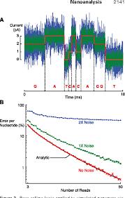 Figure 2 From Error Analysis Of Idealized Nanopore