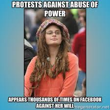 Protests Against Abuse of Power Appears Thousands of Times on ... via Relatably.com