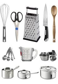 kitchen utensils list. Tools Every Home-cook Should Have! Kitchen Utensils List S