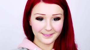 my autumn makeup hairstyle tutorail by anastasiya shpagina