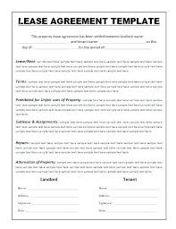 Free Commercial Property Lease Agreement Amazing Rental Property Lease Agreement Template Uboats