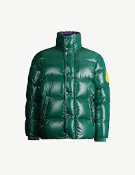 MONCLER 2 Moncler 1952 padded shell-down jacket
