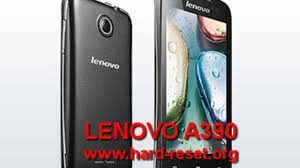 How to Easily Master Format LENOVO A390 ...