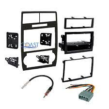 dodge double din dash kit ebay 2007 Charger Stereo Wiring Harness stereo double din dash kit harness antenna for 2005 2007 dodge magnum charger (fits 2007 dodge charger stereo wiring harness