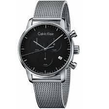 watches for men buy now from an official uk stockist calvin klein mens city black dial steel mesh bracelet watch