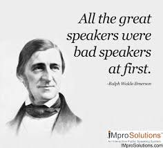 Public Speaking Quotes