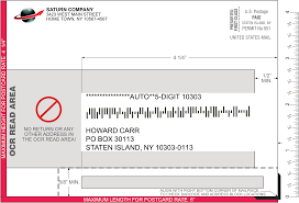 How To Design Direct Mail For Postage Savings