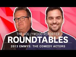 matthew perry fred armisen and more comedy actors on thr s roundtable emmys 2016