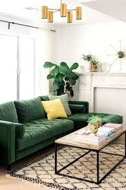 for a beautiful lush living room