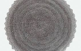 white circular bath mat circle bathroom rug extraordinary black round beyond fixtures rugby sets target furniture