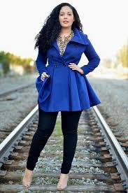 coat blue coat plus size coat pea coat curvy swing coat fit and flare dress wheretoget