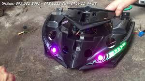 Cùng Chiêm Nghiệm Đèn Led Audi A9 Exciter 150 Cực Độc Đáo - YouTube