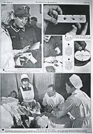 Группа крови на немецких жетонах Амуниция и снаряжение Статьи Как группа крови попадает на жетон