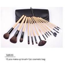 beauty professional msia 15pcs makeup brush set
