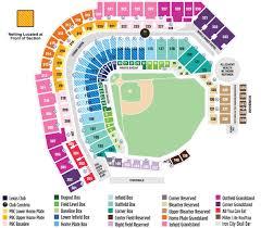 Pirates Stadium Seating Chart Specific Pittsburgh Pirates Seating Pittsburgh Pirates Ballpark