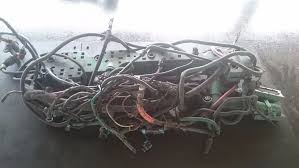 wiring harnesses new and used parts american truck chrome engine wiring harness for a volvo engine