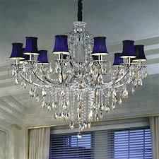 crystal pendant chandelier delicate deep blue shade drop shape crystal pendant chandelier crystal pendant lighting crystal pendant chandelier