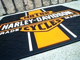 harley davidson rugs rugs rugs mat doorstep garage mat mat for bar amp a 1 4 a rugs harley davidson rugs for