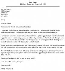 education consultant cover letter example icoverorguk educational cover letters